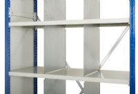 Fixed Height Divider Bay - 1000mm Wide
